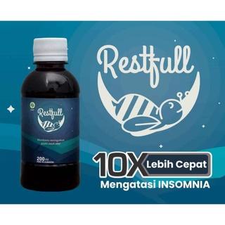 Madu RESTFULL Solusi Atas Insomnia, Madu tidur, Madu Deep Sleep   Shopee  Indonesia