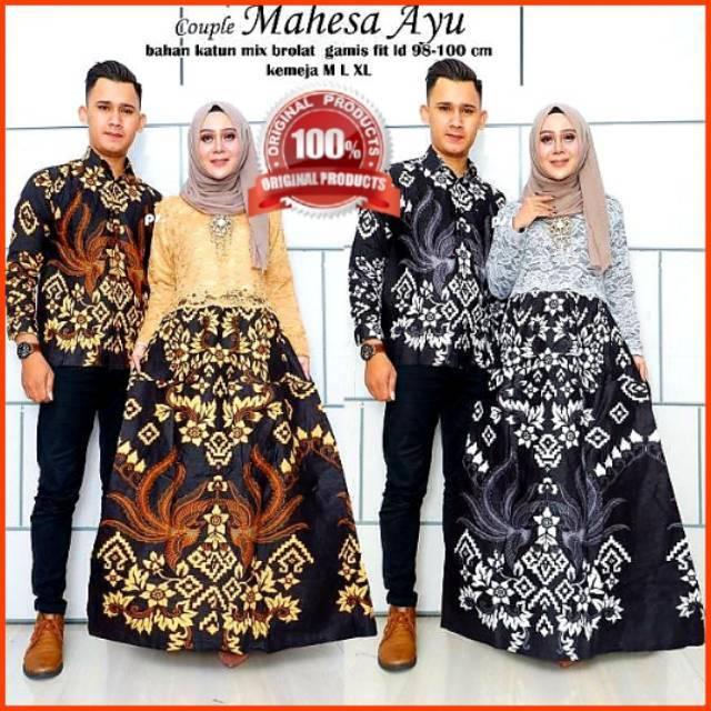 Batik Couple Notoarto IPNU IPPNU Garansi Termurah Shopee