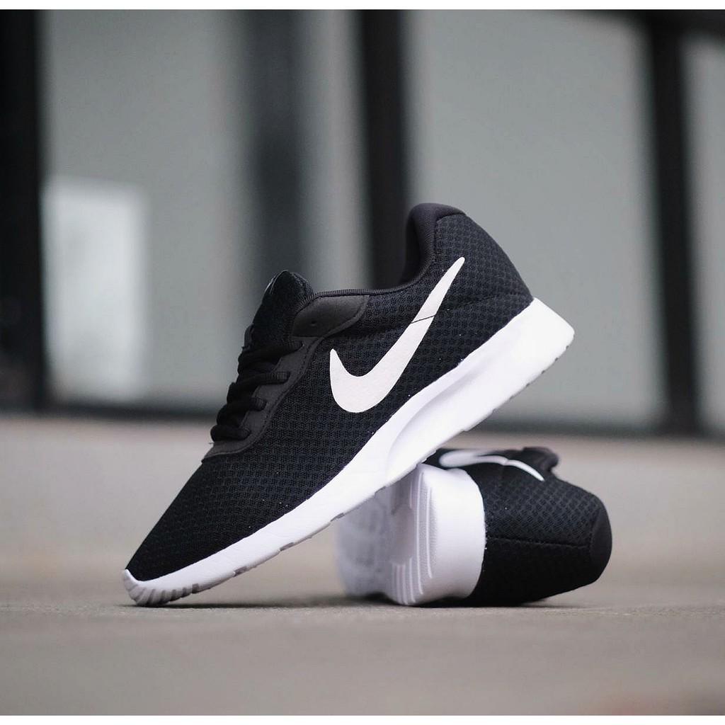 Sepatu Sneakers Lari Pria Wanita Nike Tanjun Trainer