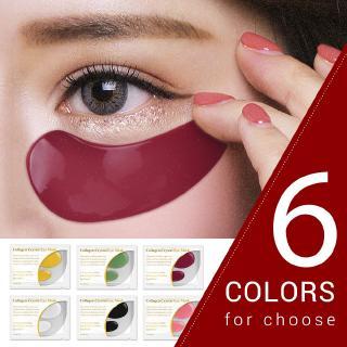 LANBENA 24K Masker Mata Kolagen Emas untuk Anti Aging Kerut 2