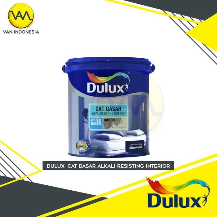 Cat Tembok Dulux Cat Dasar Alkali Resisting Interior 2.5L ...