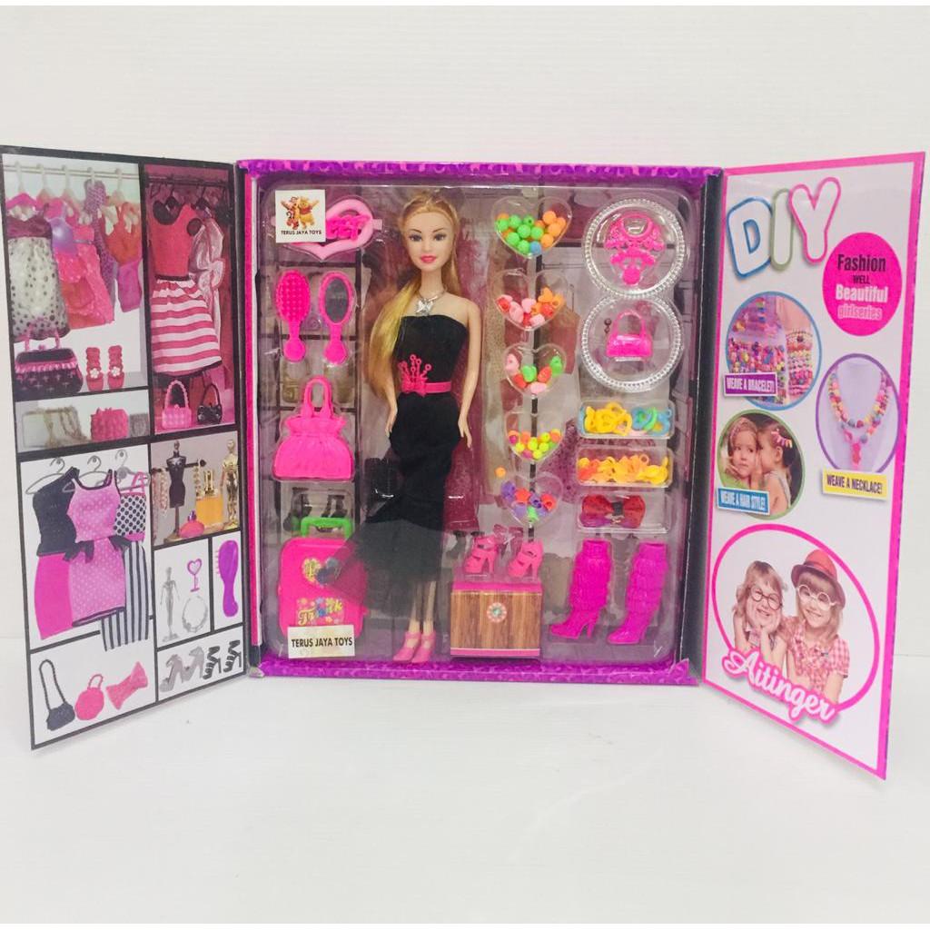 Mainan Boneka Import Berkualitas 10185 Aitinger Doll Es Krim Terbaru Shopee Indonesia