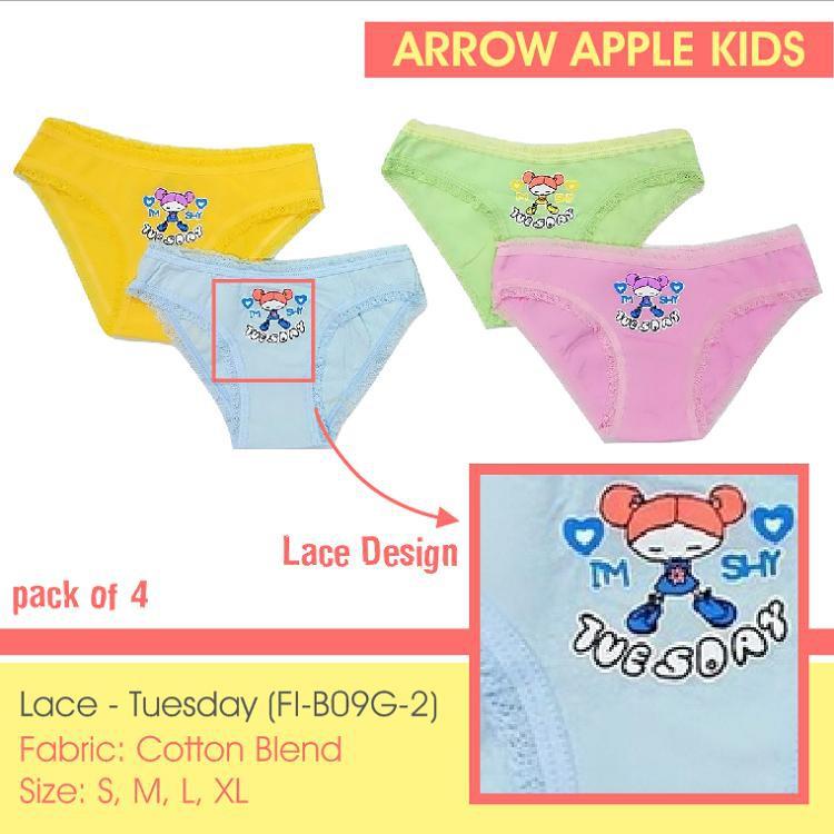 12 Pcs x Arrow Apple - Lusinan - Celana Dalam Wanita - Rio | Shopee Indonesia
