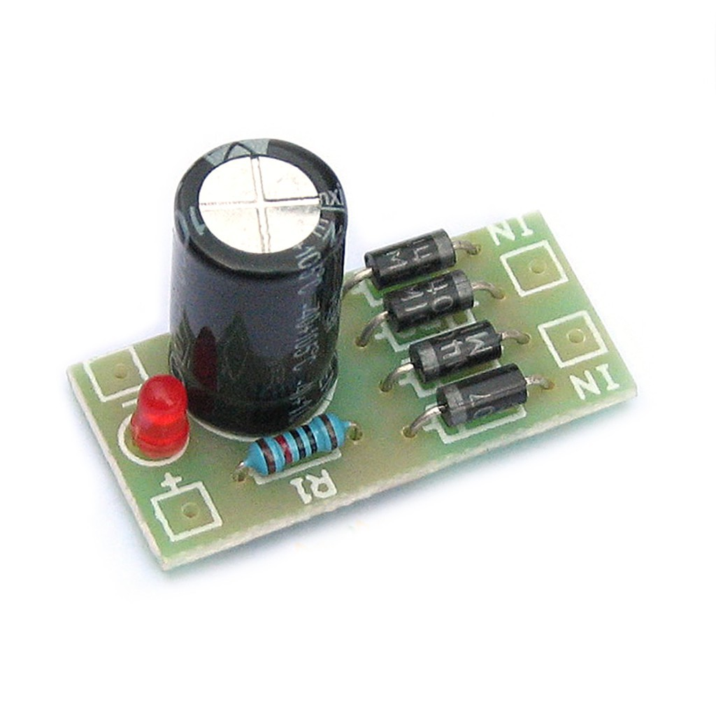 AC//DC Converter 5V-24V 12V Rectifier Filter Voltage Power Supply Module for Amp