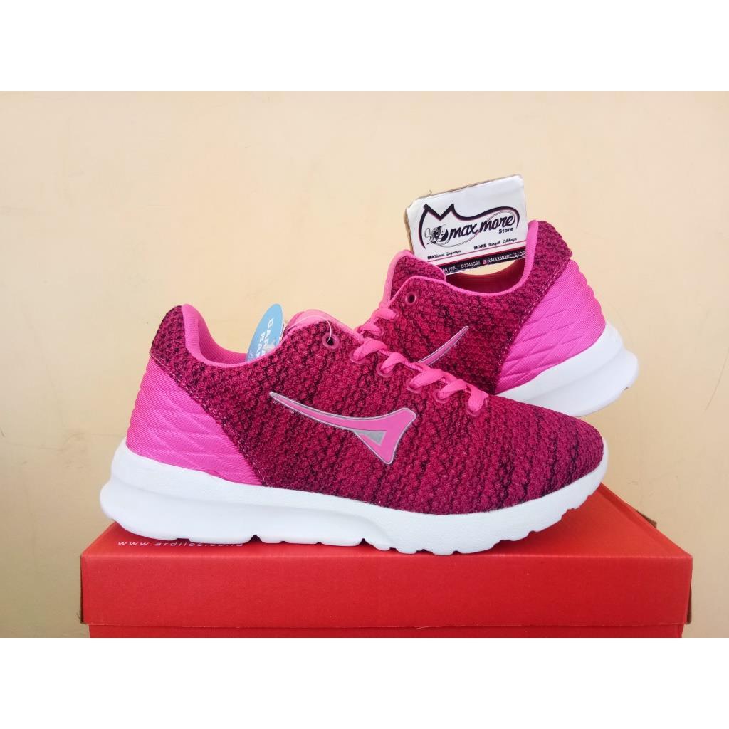 Sepatu Sneakers Wanita Ardiles Wrg Karen Original Running Estelle Women Shoes Abu Tua 39 Shopee Indonesia