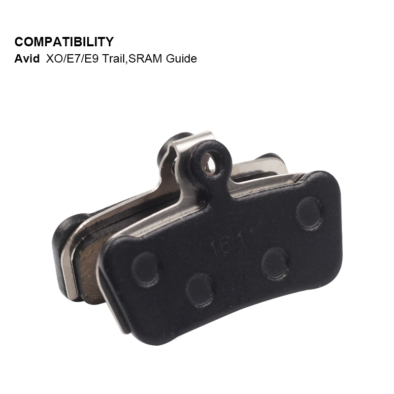 SRAM Guide RSC//RS//R Avid XO E7//E9 Trail Pistions MTB Resin Hydraulic Brake Pads//