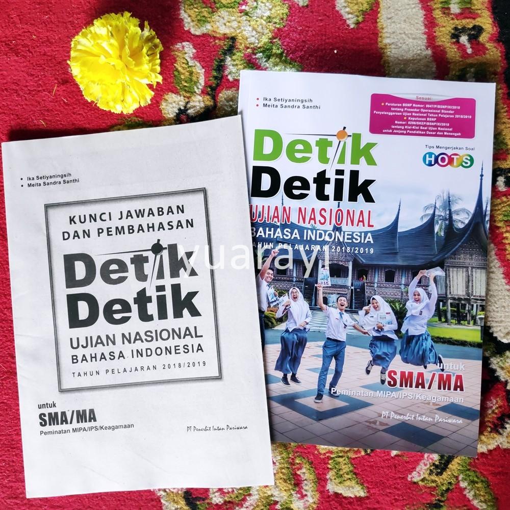 Kunci Jawaban Detik Detik Sma 2019 Pdf Biologi Gudang Kunci