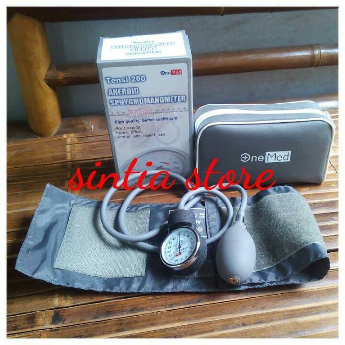 alat ukur tensi tekanan darah manual / alat tensi / tensi manual