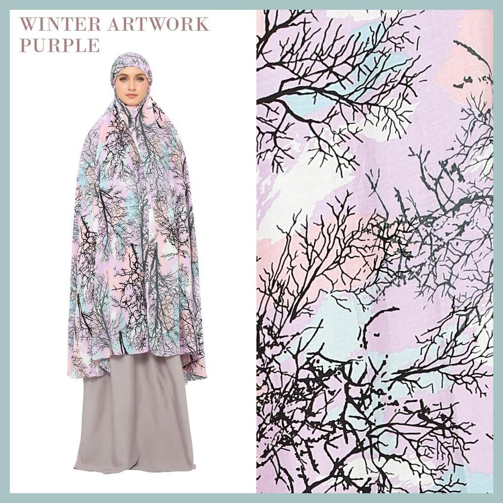 Rumahtazkia Elegant Craft Khaki Shopee Indonesia Mukena Tazkia Rayon Jolly Flower Pink