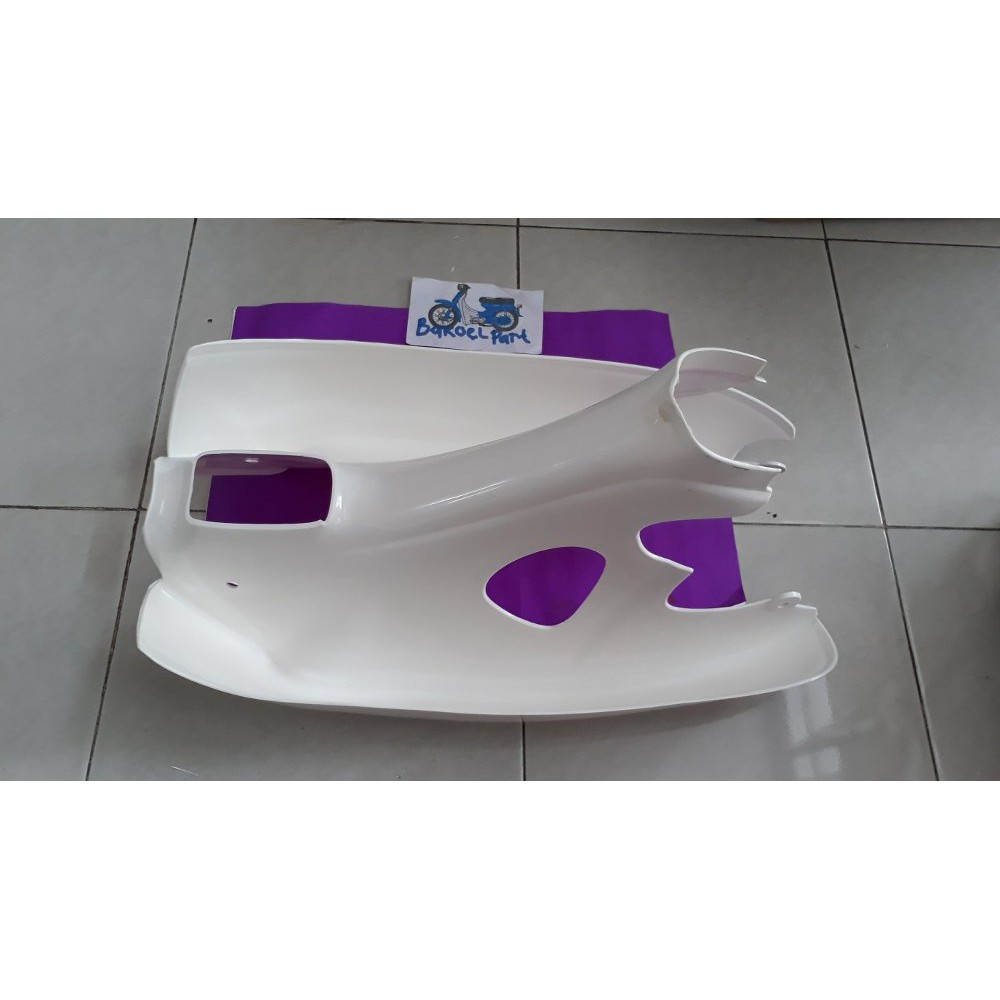 Sayap Tebeng Dek Legshield Honda C70 Ulung Shopee Indonesia Fulset