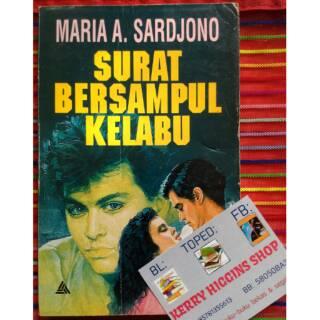 Surat Bersampul Kelabu Maria A Sardjono