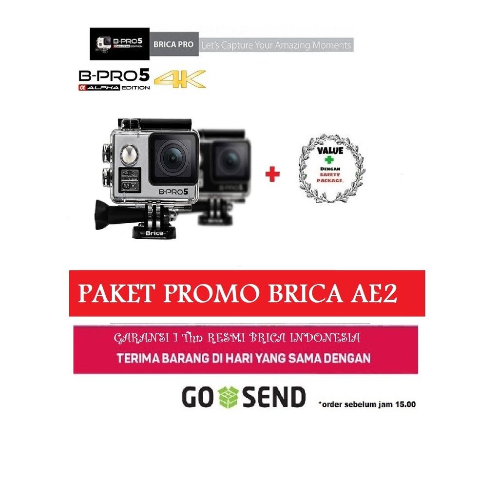 Termurah Brica B Pro 5 Alpha Edition 4k Mark Ii Ae2 Black 2 Bpro Plus Hitam Inch Lcd Garansi Resmi Shopee Indonesia