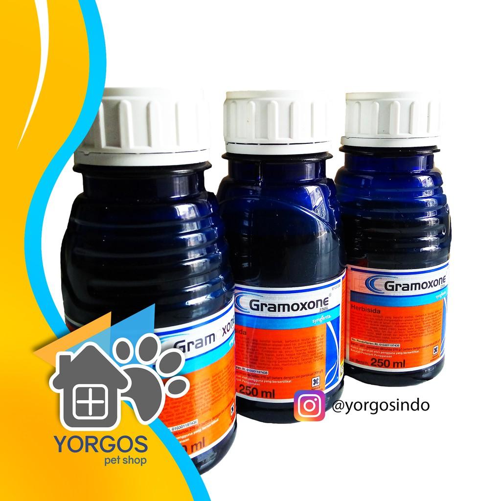 Gramoxone 1 Liter Herbisida Shopee Indonesia 276sl Pembasmi Rumput Liar