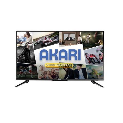 AKARI LED TV 40 Inch SC 52V40 Smart Connect TV