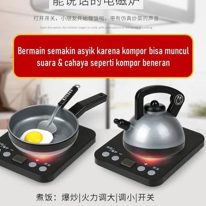Cod Saja Mainan Anak Perempuan Masak Masakan Kitchen Set Mainan Anak Lengkap Dan Perkakas Sung Shopee Indonesia