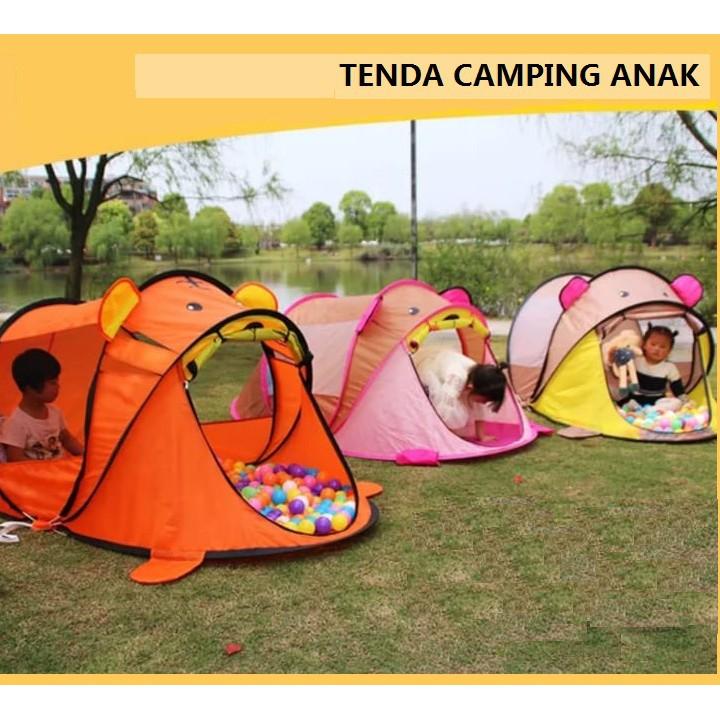 TENDA ANAK / BABY TENT CAMP / TENDA ANAK / CAMPING ...