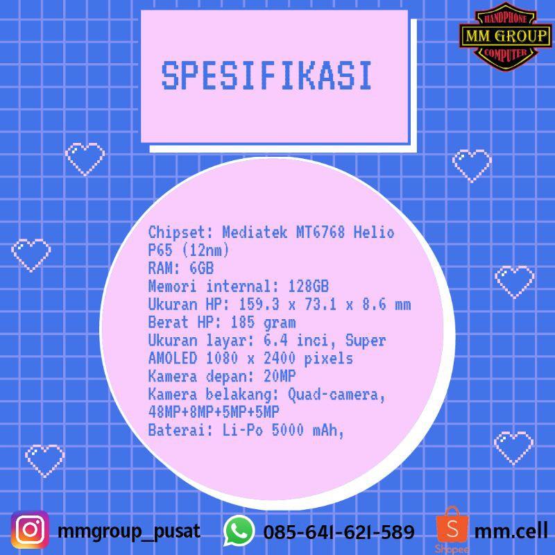 Promo Cuci Gudang Hp   Promo Cuci Gudang Hp  HP SAMSUNG GALAXY A31 RAM 6/128GB DAN 8/128GB  Hp Murah