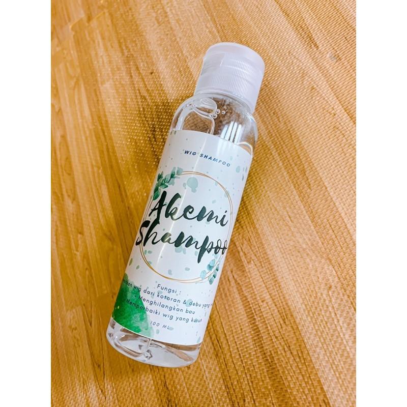 SHAMPOO WIG HAIRCLIP / AKEMI WIG SHAMPOO-3