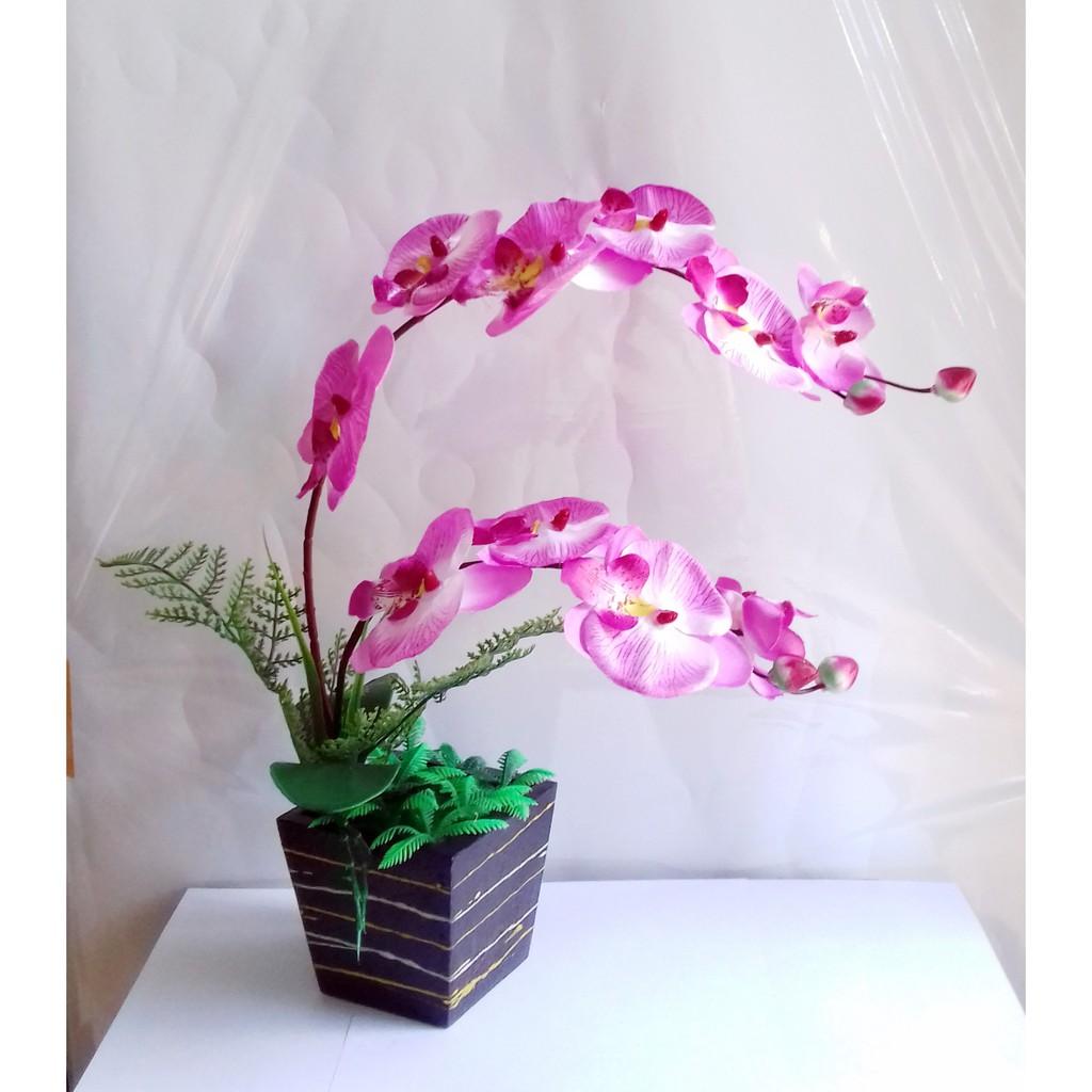 Harga Bunga Tamu Terbaik Dekorasi Perlengkapan Rumah Agustus 2021 Shopee Indonesia Bunga hiasan meja tamu