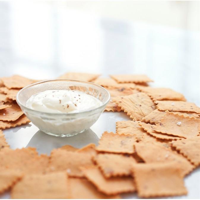 Casa Grata Small Mix and Match [Crackers + dip]