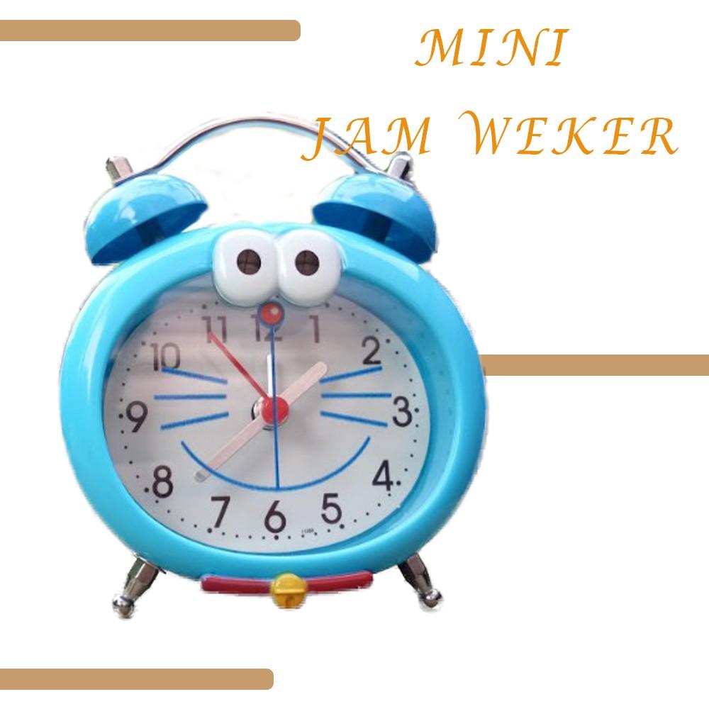 FE Jam Beker Wecker Weker Alarm Suara Kring Nyaring Dinding Karakter Polos  207  5ab4bb76cf