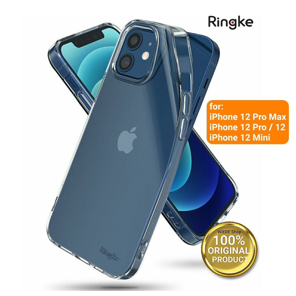 Case iPhone 12 Pro Max 12 Pro 12 Mini RINGKE Air Clear ...