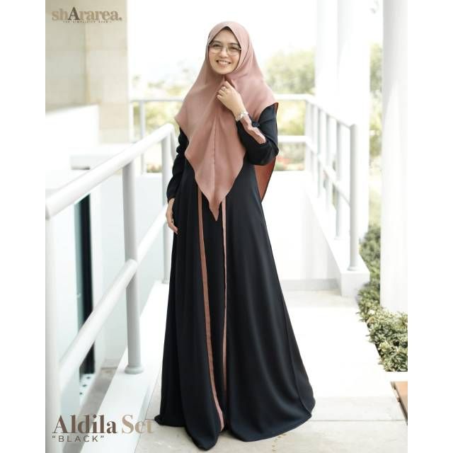 Aldila Set By Shararea Shopee Indonesia