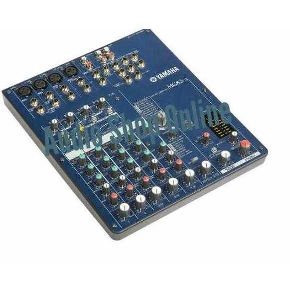 Keluaran Terbaru.. Audio Mixer Yamaha MG 82 cx / MG82cx / MG 82cx