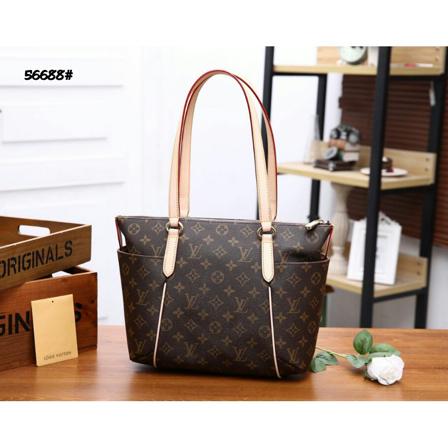 df516c9fad9d Tas LV Louis Vuitton Totally 56689 TT 101 batam impor original fashion  branded reseller sale