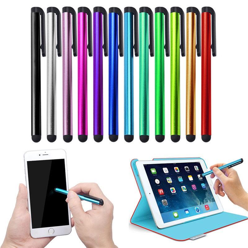 1//10Pcs//Set Universal Capacitive Stylus Touchscreen Pen For Ipad Tablet PC
