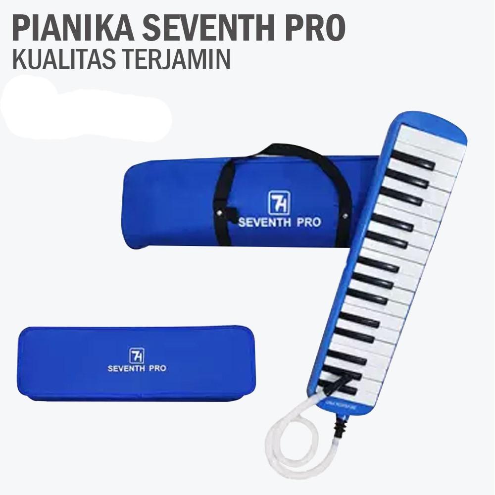 Pianika SEVENTH PRO ORIGINAL / Alat Musik Tiup Pianika ...
