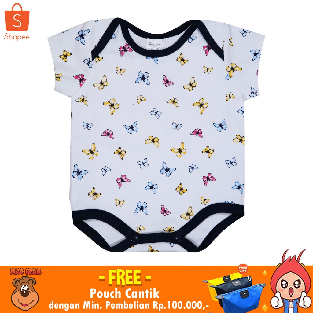 PETITE MIMI 3D FOREST ANIMAL BABY ROMPER BAJU BAYI WITH HAT | Shopee Indonesia