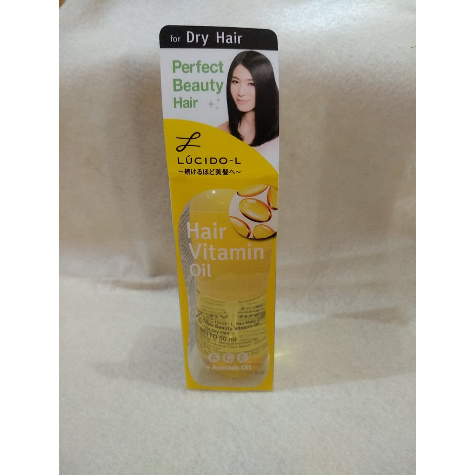 Lucido L Hair Vitamin Super Normal 200ml Shopee Indonesia Makarizo Advisor Blister 6x1ml