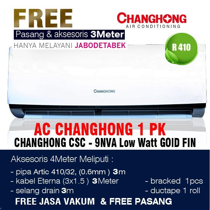 ac changhong 1 pk 1pk low watt CSC 9NVA