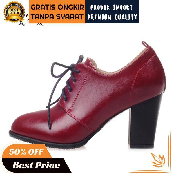4adc8b8871f Sepatu Wanita Kerja Kantor Wanita Pumps Leopard Sepatu High Heels Sexy  Sepatu Tumit Tinggi