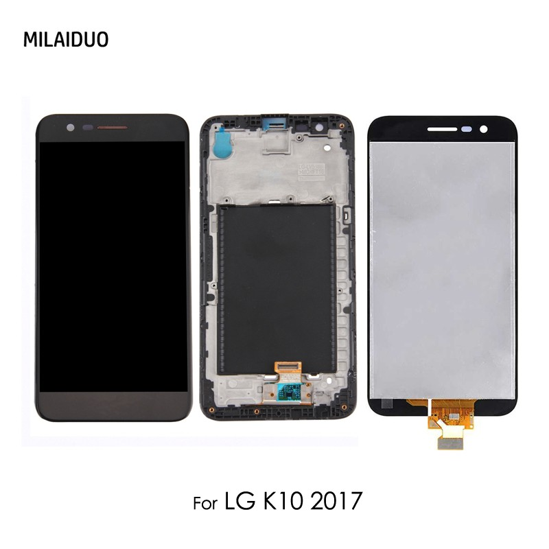 Ori Lcd Display For Lg K10 2017 K20 Ms250 Lcd Touch Screen Digitizer Shopee Indonesia