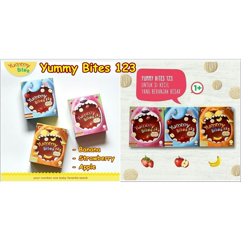 Ddo Mamma Snack Mixed Fruit 30gr Shopee Indonesia Yummy Bites 123 Flavor Strawbearry