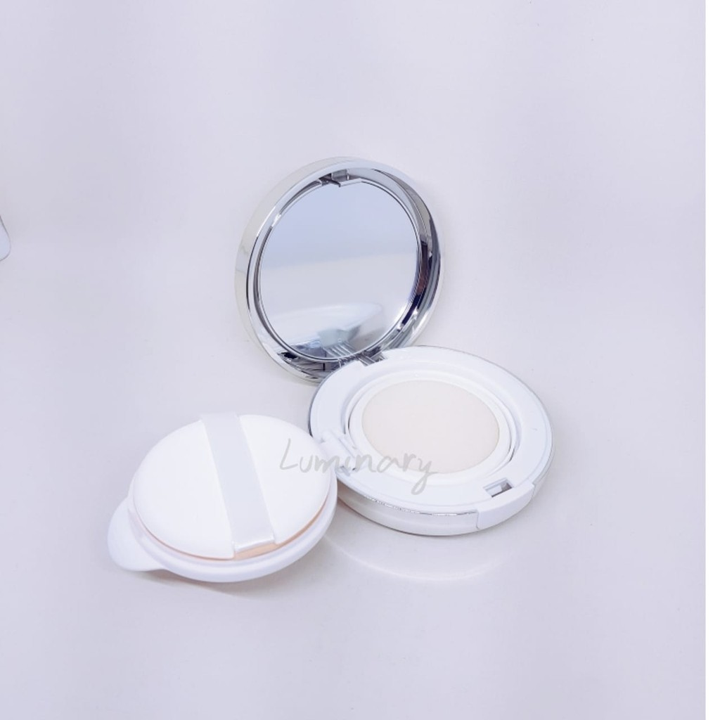 Ertos Ee Whitening Aircushion Cushion Bedak Foundation