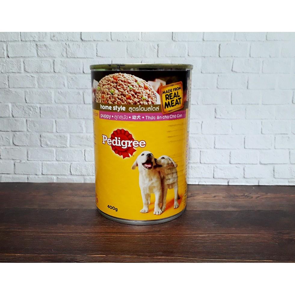Pedigree Can Puppy 400gr Makanan Anjing Basah Shopee Indonesia Isi 3 Pack Dentastix Large Dogs 112gr Perawatan Gigi