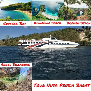 Voucher Nusa Penida West Trip ( Private )