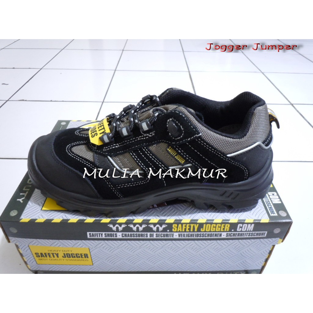 Sepatu Safety Jogger Jumper S3  cb295f8847