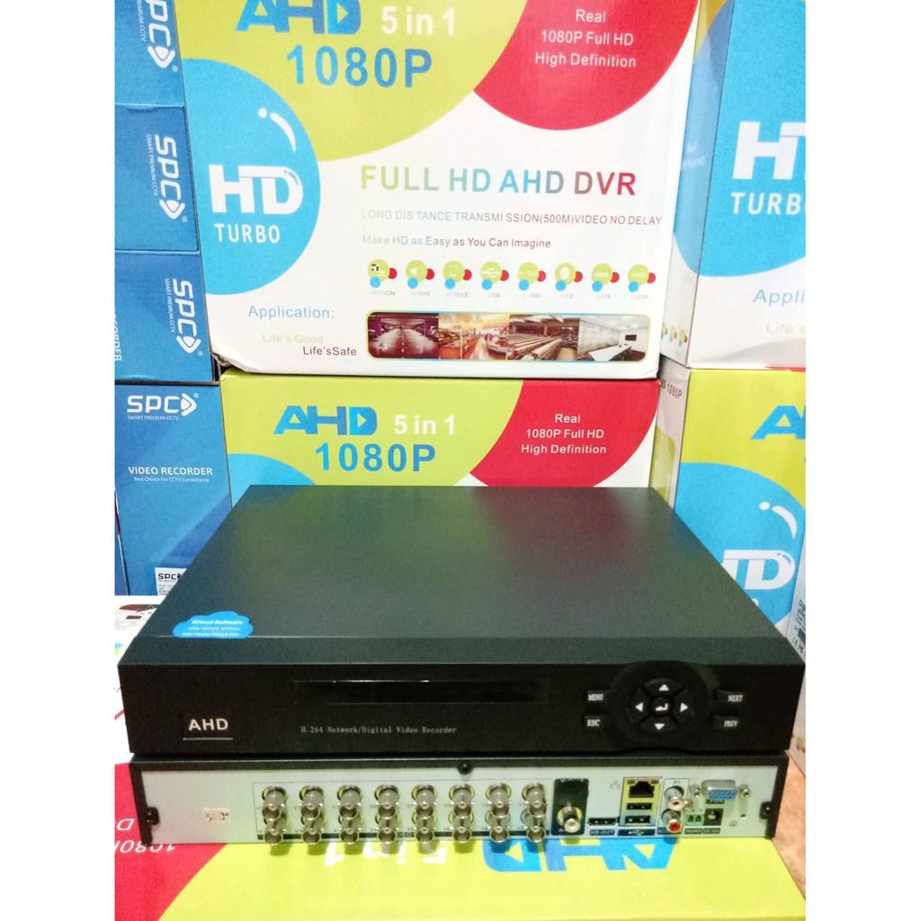 Jual Camera Spc 2 Mp Indoor Full Hd 1080p 4 In 1 Ahd Analog Hdtvi Hdcvi Diskon Shopee Indonesia
