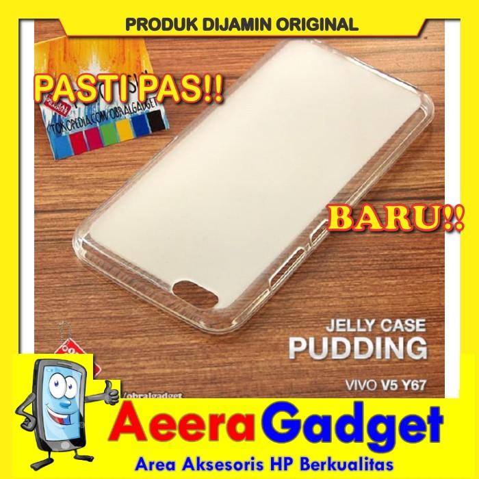 Soft Jelly Case Vivo V5 Y67 Gel Softcase .