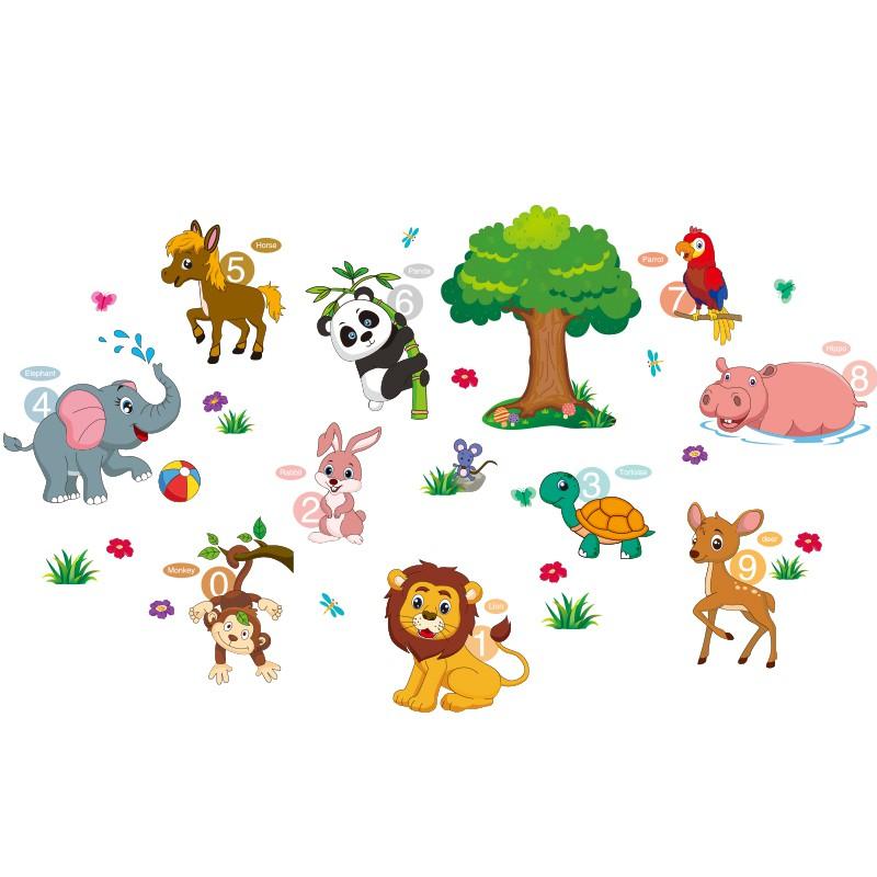 100+ Gambar Kartun Hewan Untuk Anak Tk Terbaik