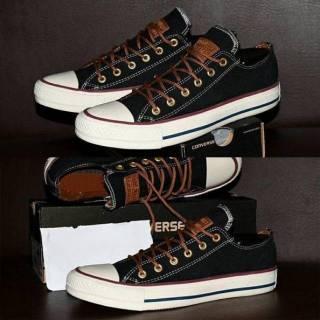 TERLARIS ! sepatu converse allstar sepatu sekolah kuliah casual ... f9b718f21c