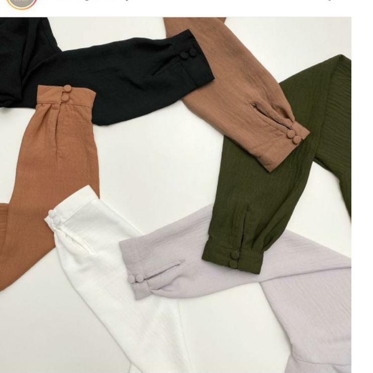 99 Diskon.! claire blouse wearing klamby ♣
