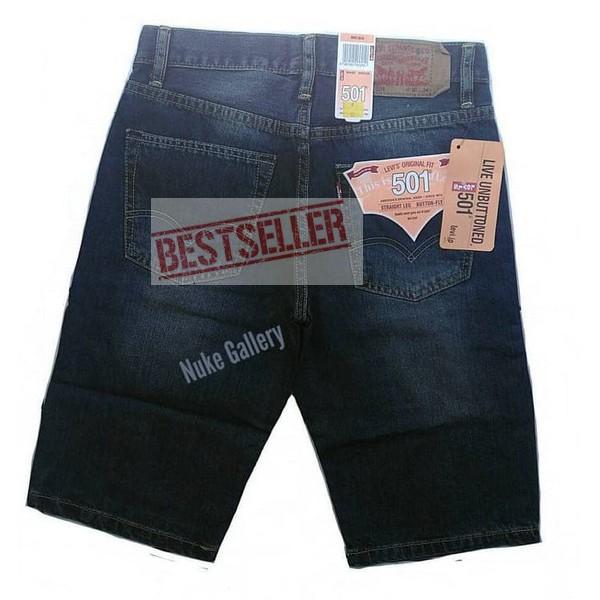 ((Diskon)) Celana Pendek Jeans Levis Import USA seri 501  7106d0d329