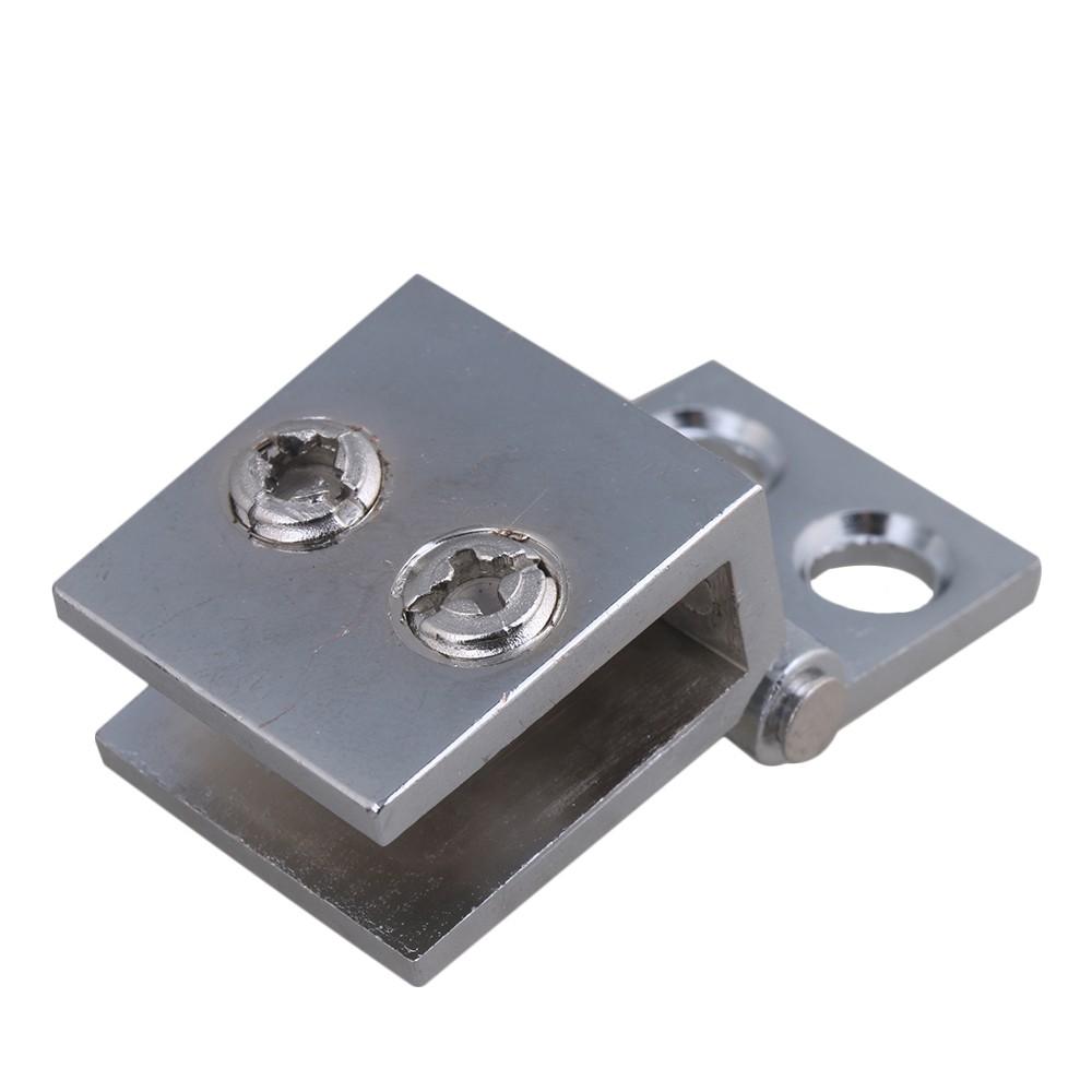 Engsel Poros Penjepit Pintu Kaca Untuk Ukuran 5 8cm Bahan 3x25x2 Mm 2bb Sss Pair Baja Shopee Indonesia