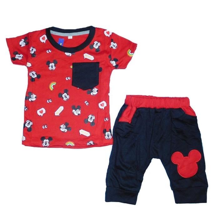 Dapatkan Harga celana Pakaian Anak Laki-Laki / Setelan Anak Pakaian Bayi Diskon | Shopee