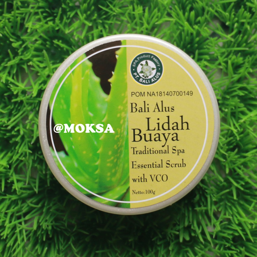 Milk Scrub Cream Bali Alus 100gr Shopee Indonesia Bath Mandi Susu